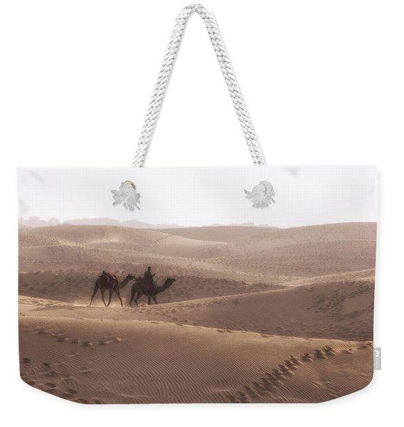 Thar Desert - India Weekender Tote Bag