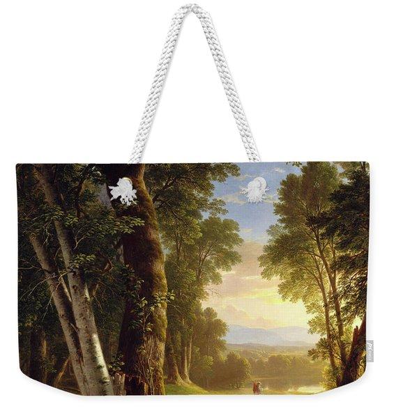 The Beeches Weekender Tote Bag