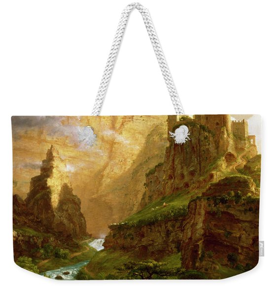 The Fountain Of Vaucluse  Weekender Tote Bag