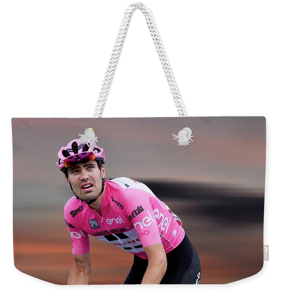Tom Dumoulin 4 Weekender Tote Bag