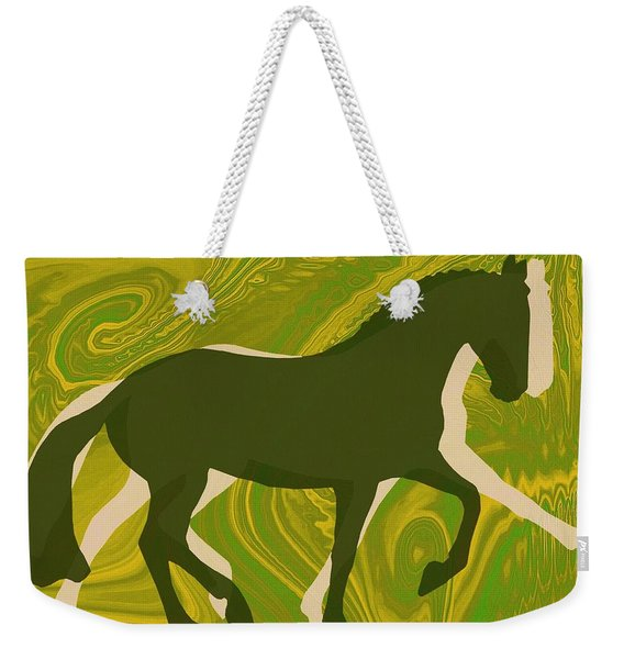 Up The Levels Weekender Tote Bag