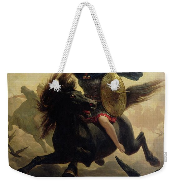 Valkyrie Weekender Tote Bag