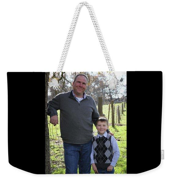30 Weekender Tote Bag