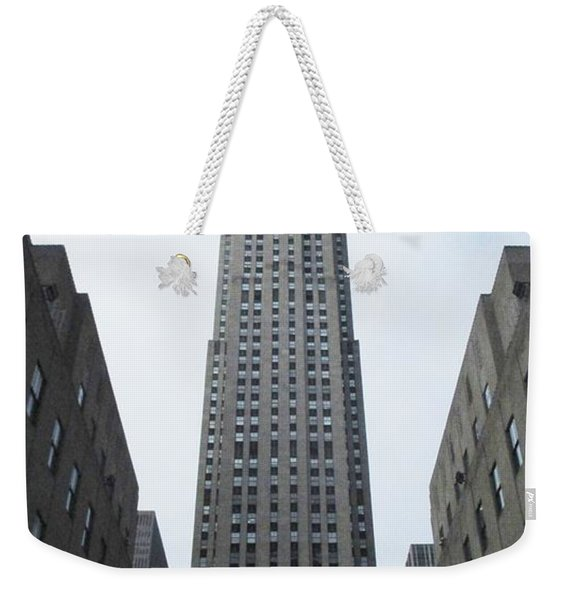 30 Rockefeller Center Weekender Tote Bag