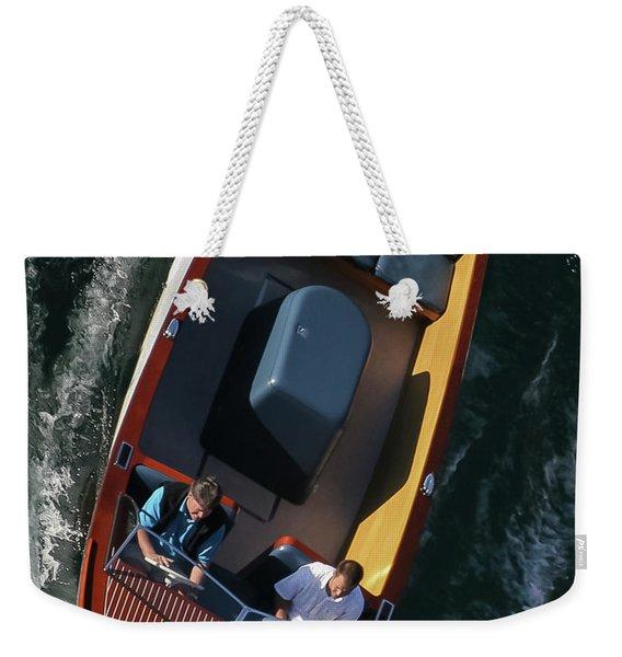 Vividity Weekender Tote Bag