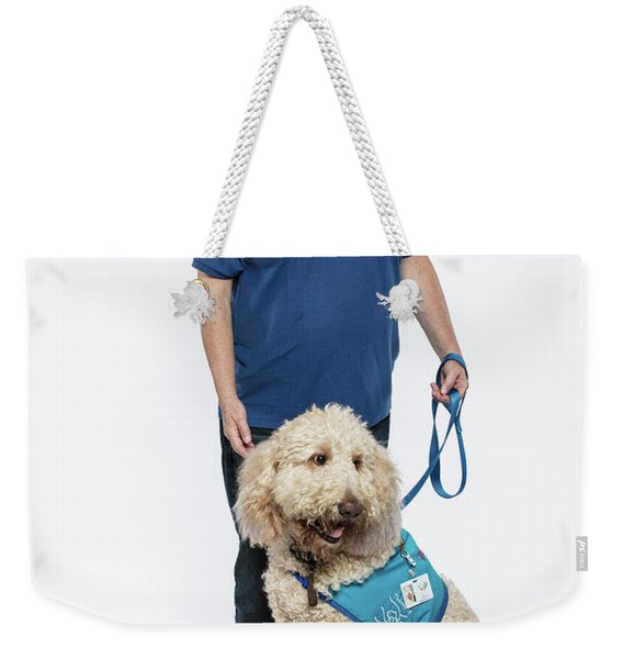 3010.055 Therapet Weekender Tote Bag