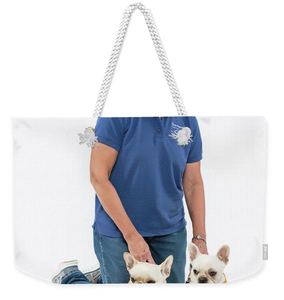 3010.060 Therapet Weekender Tote Bag