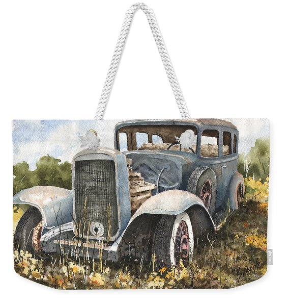 32 Buick Weekender Tote Bag