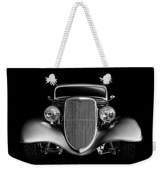 '33 Ford Hotrod Weekender Tote Bag