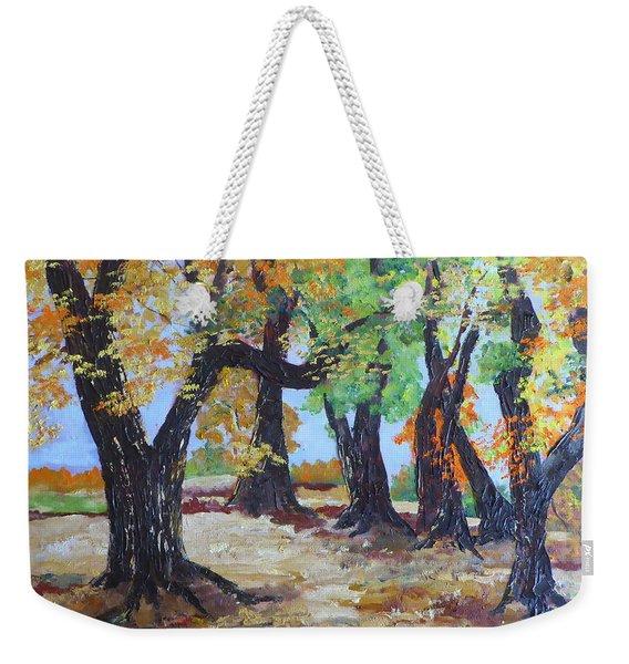 #35 Cottonwood Colors Weekender Tote Bag