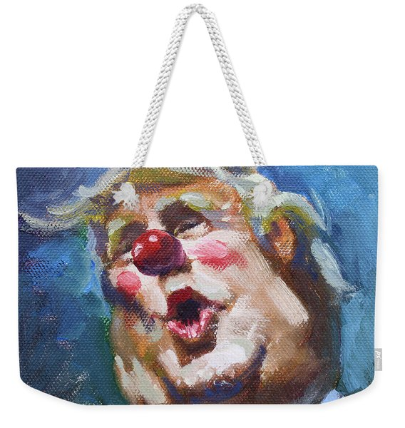 365 Days With This Clown Weekender Tote Bag