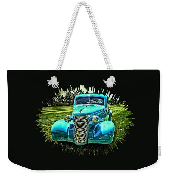 38 Chevy Coupe Weekender Tote Bag