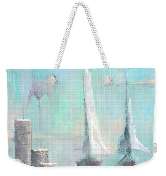 A Morning Memory Weekender Tote Bag