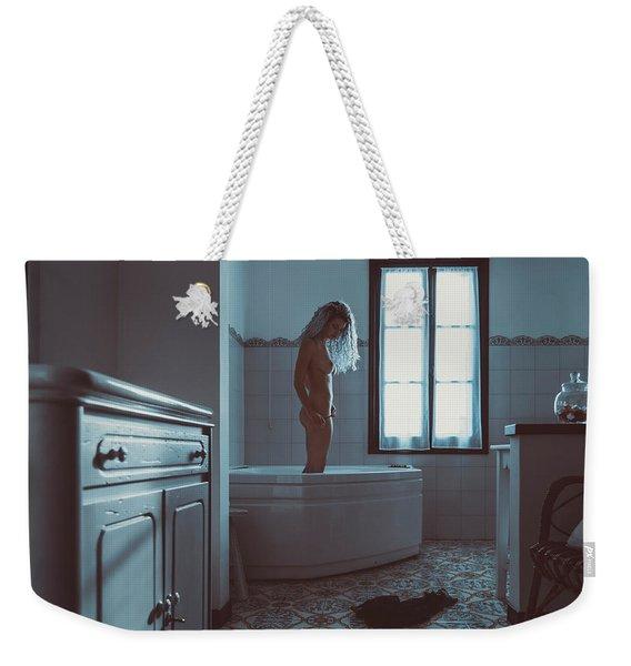 Tu M'as Promis Weekender Tote Bag