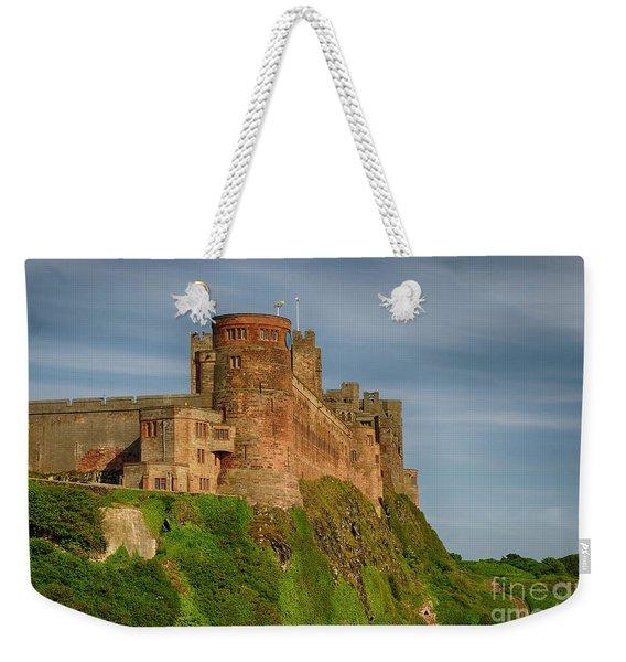 Bamburgh Castle Weekender Tote Bag