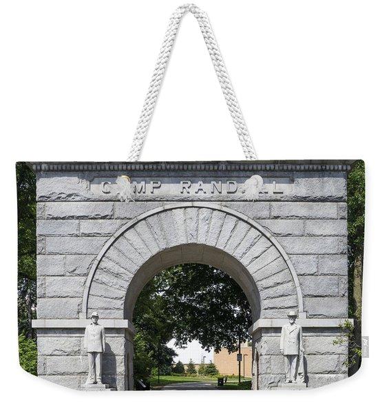Camp Randall Memorial Arch - Madison Weekender Tote Bag
