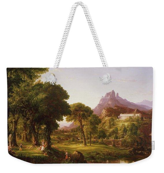 Dream Of Arcadia Weekender Tote Bag