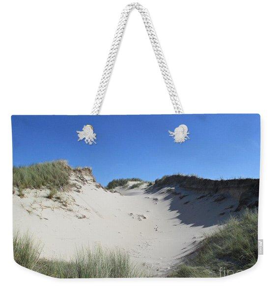Dunes In The Noordhollandse Duinreservaat Weekender Tote Bag