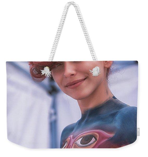 Ilaria Weekender Tote Bag