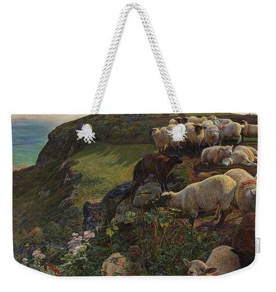 Our English Coasts Weekender Tote Bag