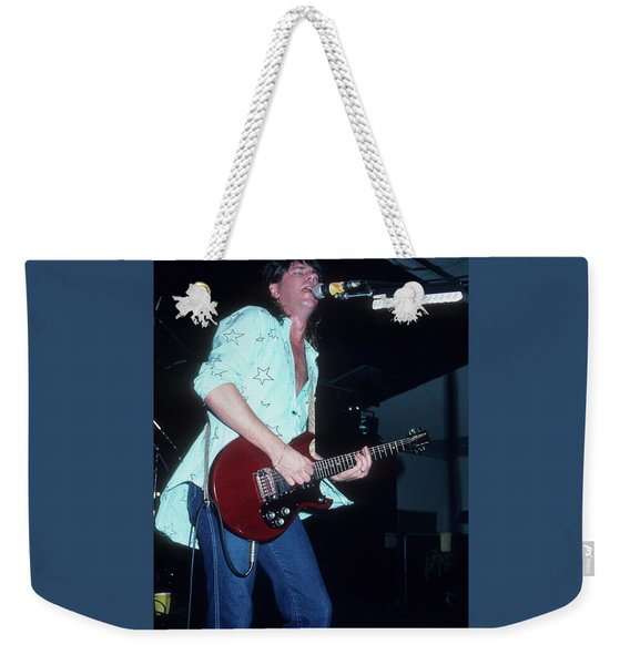 Pat Travers Weekender Tote Bag