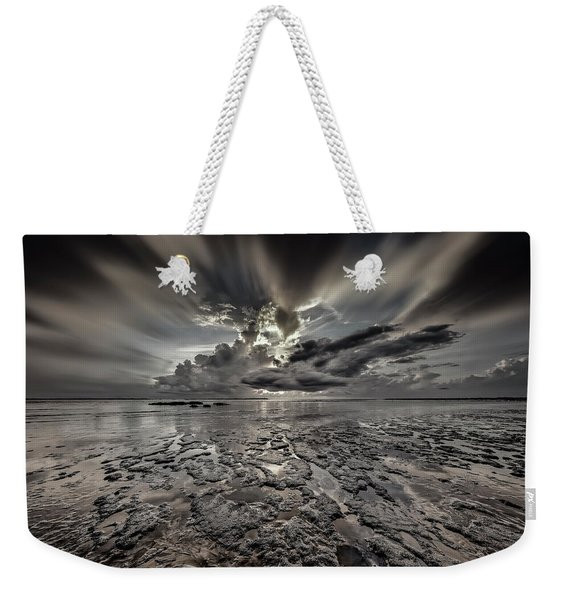 Seascape Of Hilton Head Island Weekender Tote Bag