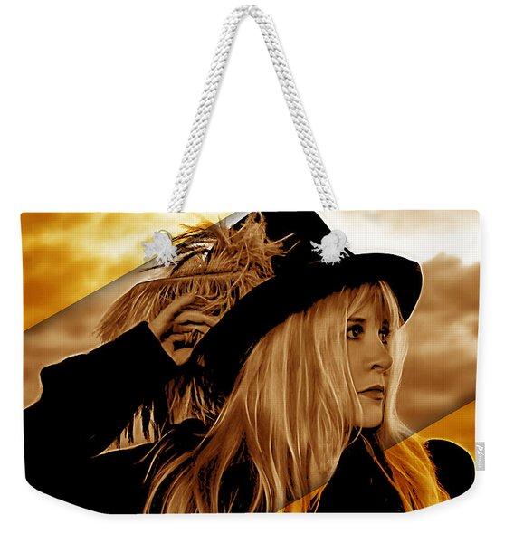 Stevie Nicks Collection Weekender Tote Bag