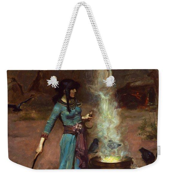 The Magic Circle Weekender Tote Bag