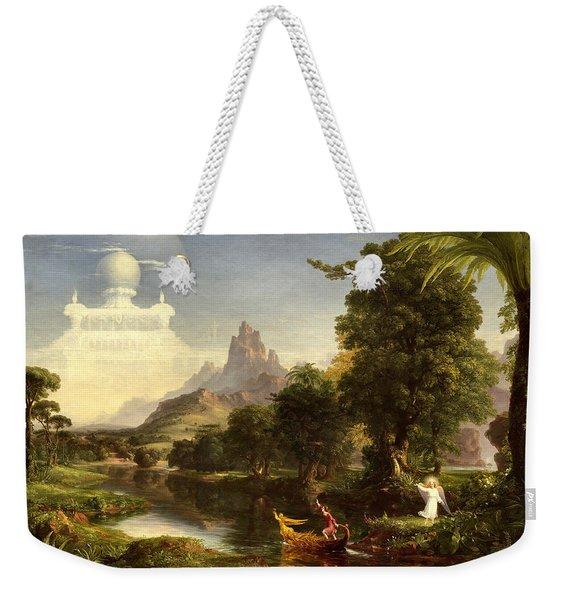 The Voyage Of Life, Youth Weekender Tote Bag