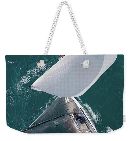 Hyperbolic Weekender Tote Bag