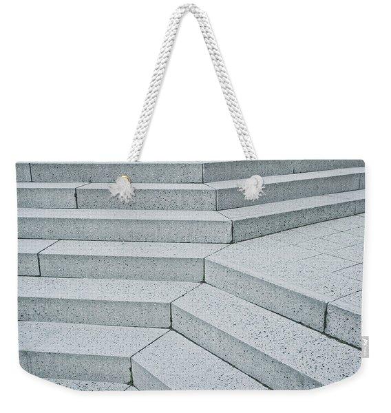 Stone Steps Weekender Tote Bag