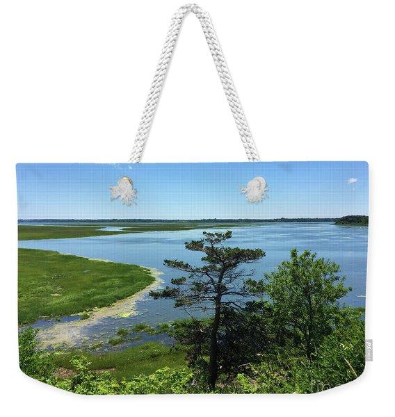 4th Of July At The Seashore Weekender Tote Bag