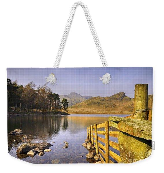 Blea Tarn Weekender Tote Bag