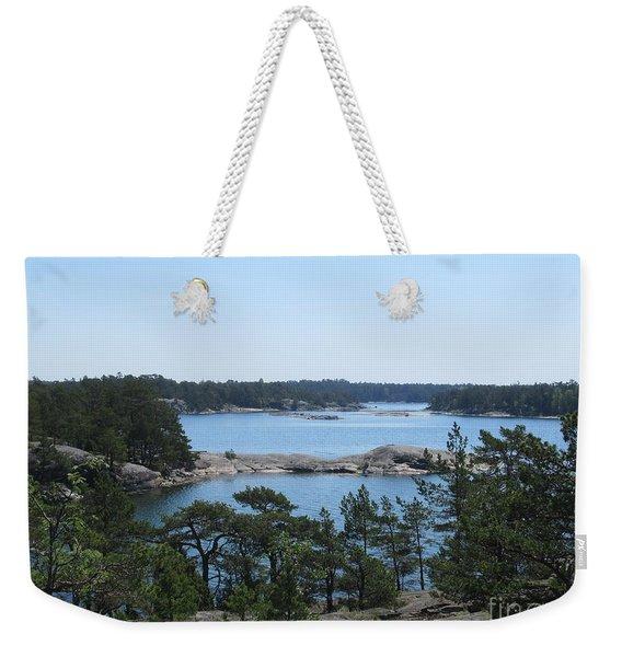 In Stendorren Nature Reserve Weekender Tote Bag