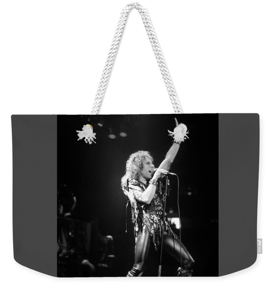 Ronnie James Dio Weekender Tote Bag