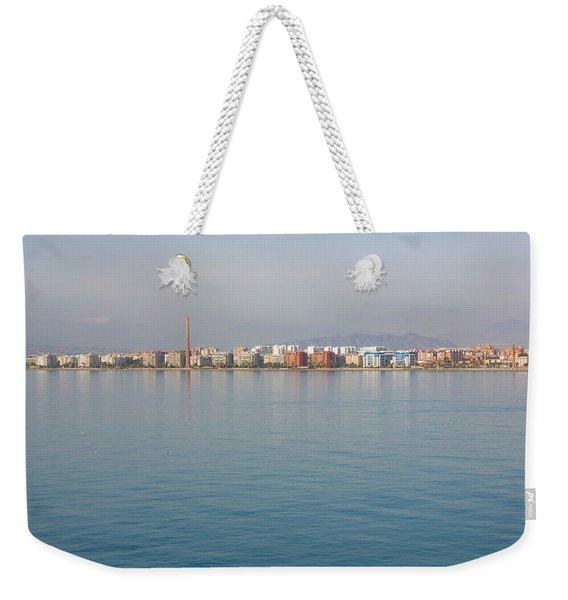 Shoreline Reflections Weekender Tote Bag