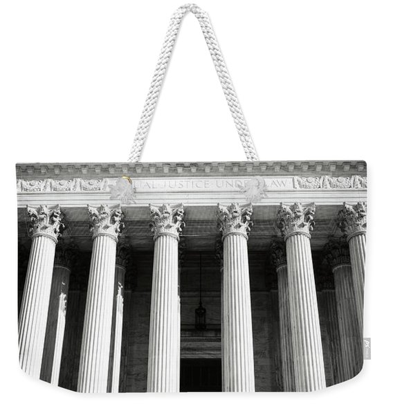 Supreme Court Of The United States Of America Weekender Tote Bag