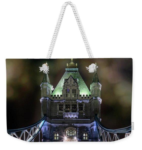 Tower Bridge - London Weekender Tote Bag