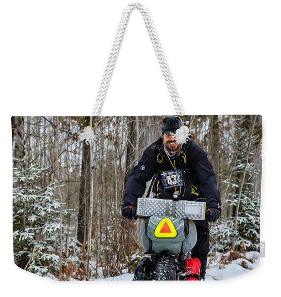 Arrowhead 135 Weekender Tote Bag