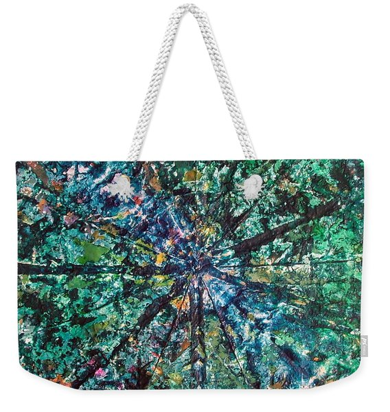 51-offspring While I Was On The Path To Perfection 51 Weekender Tote Bag