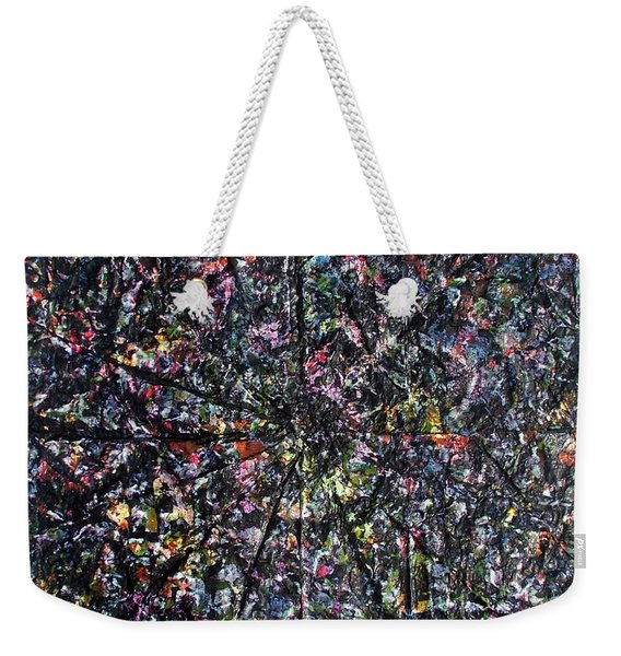 54-offspring While I Was On The Path To Perfection 54 Weekender Tote Bag