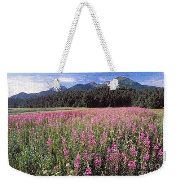 Alaska, Juneau Weekender Tote Bag
