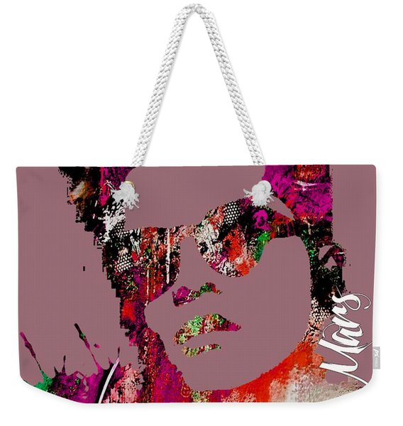 Bruno Mars Collection Weekender Tote Bag
