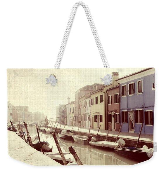Burano Weekender Tote Bag