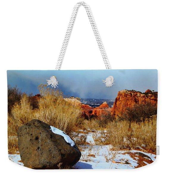 Captiol Reef National Park  Weekender Tote Bag