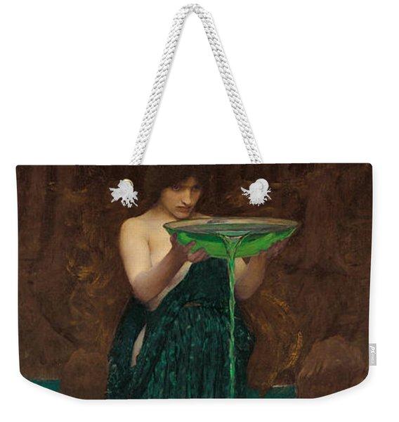 Circe Invidiosa Weekender Tote Bag