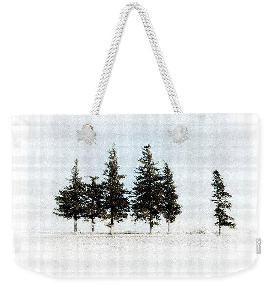 6 Trees Weekender Tote Bag