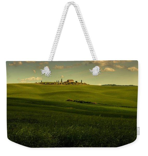 Val D'orcia Landscape Weekender Tote Bag