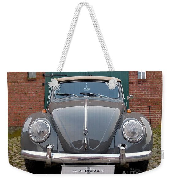 Volkswagen Beetle Weekender Tote Bag