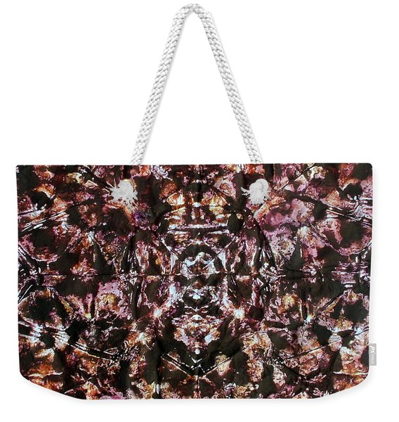 60-offspring While I Was On The Path To Perfection 60- Weekender Tote Bag